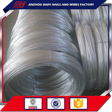 16 gauge hot dip galvanized Iron Wire for chain link fence