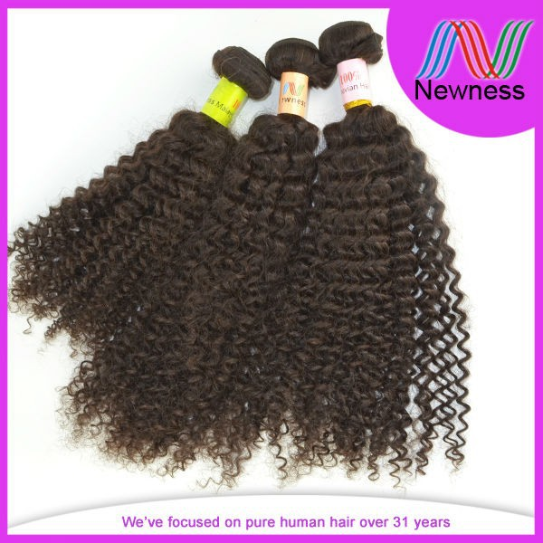 Factory Wholesale Cuticle Correct Natural Curly Hair Wigs Peruvian Hair For African American