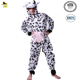 New Men's Cow Jumpsuit Costume Party Fancy Dress Cosplay animal mascot costumes