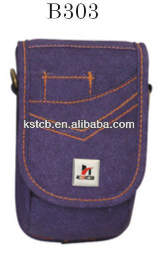 2016 new style high quality hot sale wholesale cheap jean camera bag