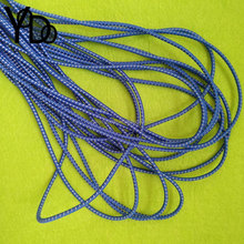 YQ-RE19 Elastic reflective rope cord rubber string