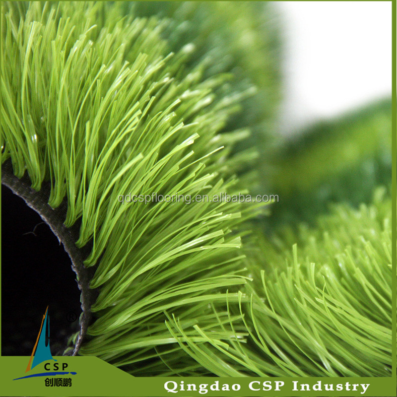 China popular supplier Synthetic Natural 4 tones football artificial grass prices for football