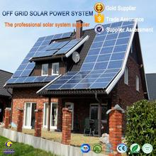 New Design 3kw Complete Solar Power System Include Panel Solar Kit For South Africa Market