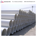 High pressure astm standard full sizes PVC water pipe