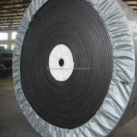 rubber conveyor belt for paper making industry