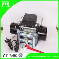 12v 12000lb 4x4 heavy duty electric truck winch