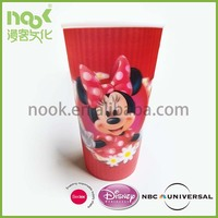 Kids Plastic Mugs Cartoon
