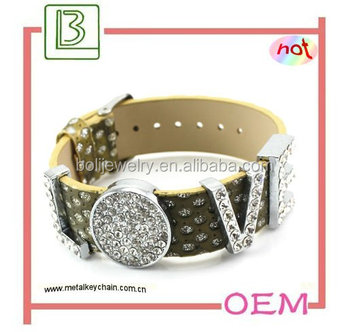 Vintage Handmade Leather Bracelet Wholesale