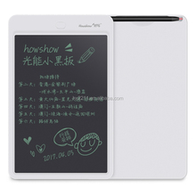 Howshow 10 Inch Electronic LCD Writing Pad/LCD Writing Tablet/Drawing Board For School