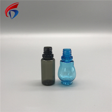 Functional oem service 15ml e cig needle cap factory price e-sig liquid bottle