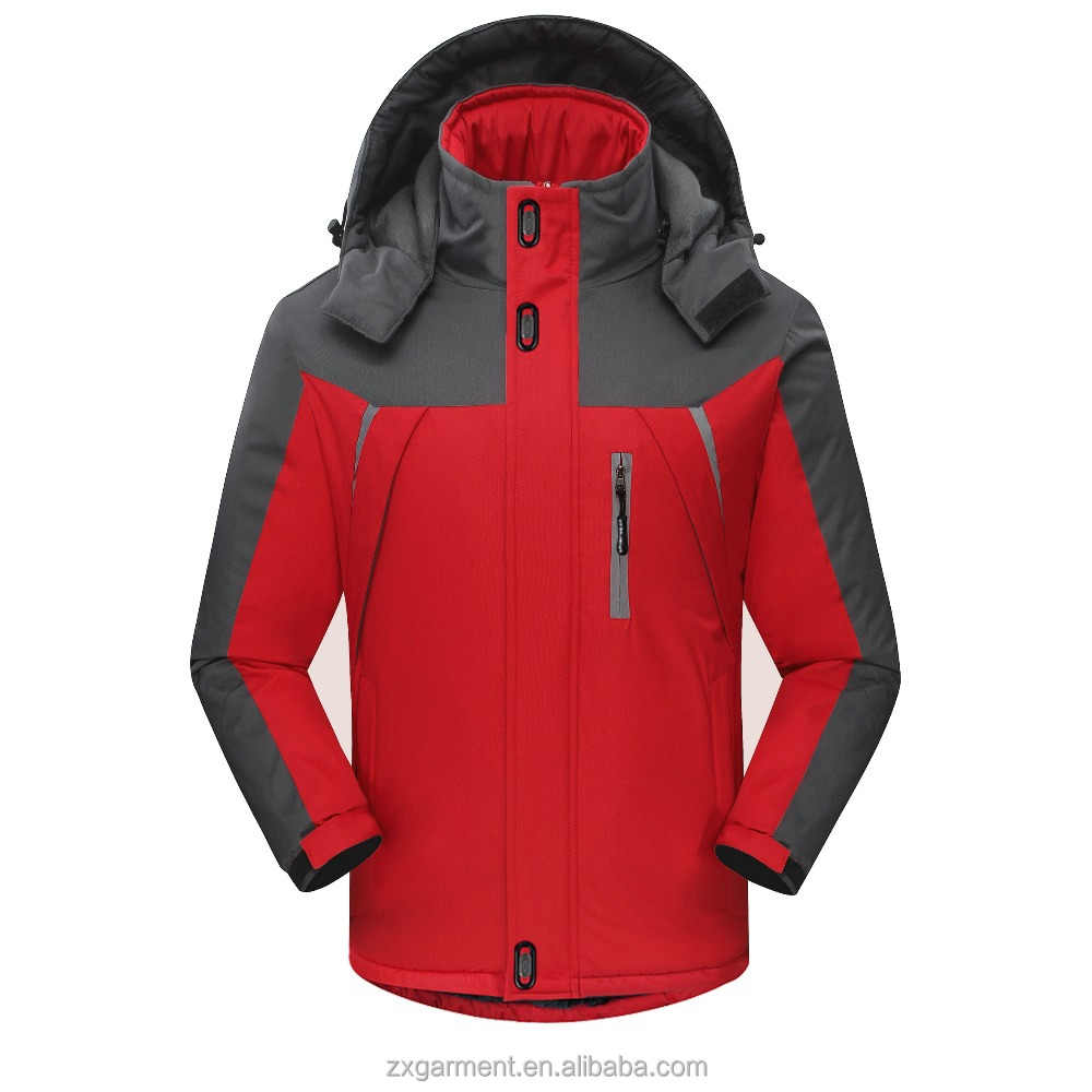 Red Horse racing jackets women 2016 winter soft shell coat
