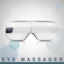 Wireless folding Air pressure Eye Massager Vibration Heating eye Massage