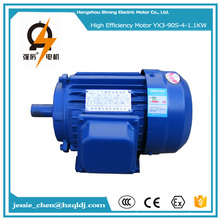 1.1kw 1100W 110V Light Weight Three Phase AC Induction Electric Motor
