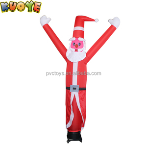 2017 inflatable christmas santa air dancer man