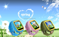 Fashion children' Positioning smart tracking Watch Phone