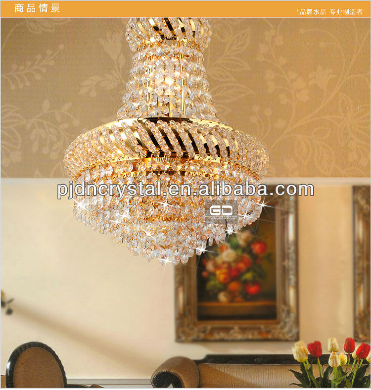 Dining Modern Crystal chandelier light G0067 Luxury design lighting