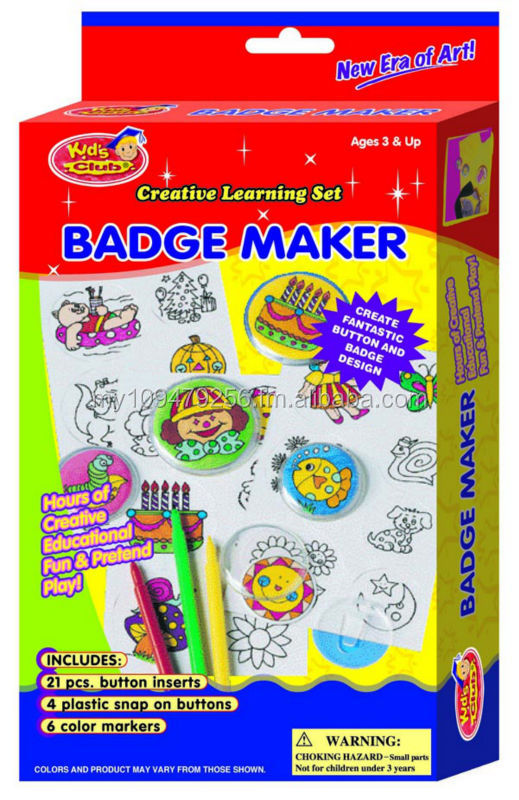 Art&Craft Badge Maker Art