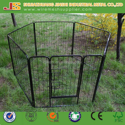 Customized outdoor wire mesh large dog fence