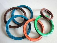 Mechanical three lip rubber Oil Seals