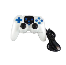 Factory Original Durable Black Gaming Joystick Wired Game Pad Controller For Android/IOS