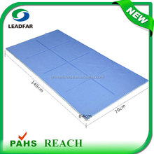 Best selling Summer foldable polymer PU gel Cooling weight scale mat