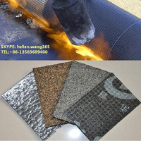 Rubberoid modified bitumen membrane sheet for roofing