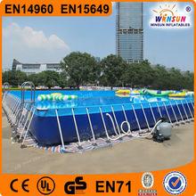 piscina de plastico 30000 litros quadrada