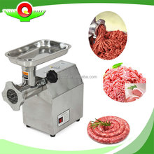 Automatic commercial electrical small size desktop stainless steel meat grinder