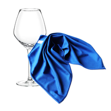 Wine Glass Cleaning Cloth Microfiber Wipes