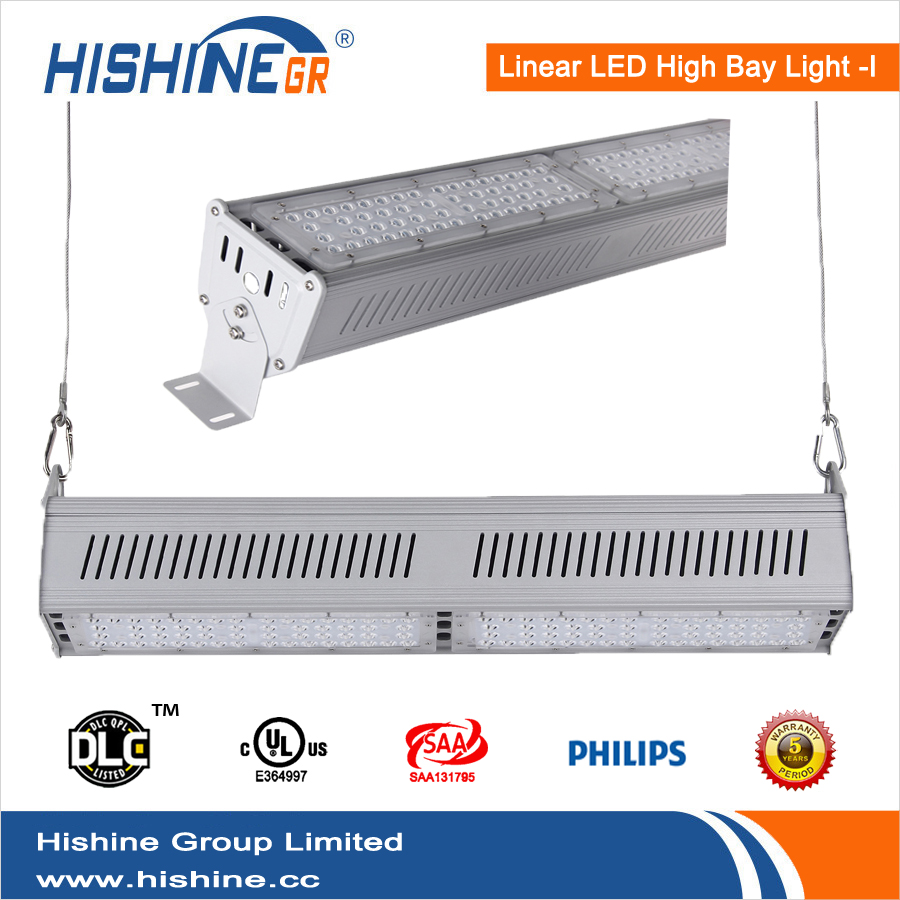 Industrial lighting fixtures highbay 100w 150w 200w 250w 300w 400w led high bay light linear led high bay