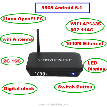 2016 OEM New Amlogic S912 Octa Core Android 6.0 Smart TV Box 2GB RAM 16GB eMMC Flash 4K dual band WIFI S912 Q7S Android Box