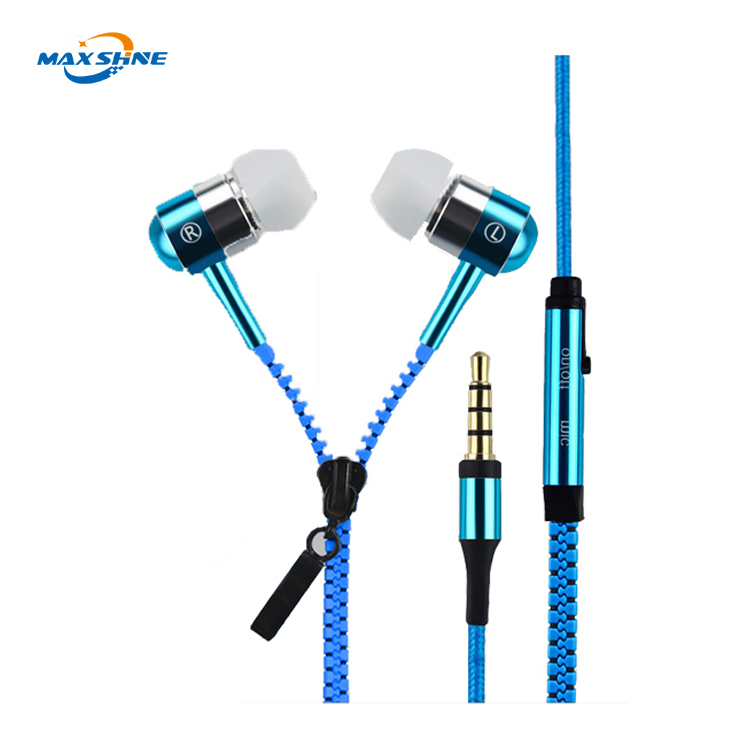 zipper earphone (10)