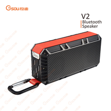New Product Portable Outdoor Waterproof Bluetooth Speaker