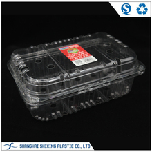 Wholesale Plastic Clamshell Packaging For Food Fruit