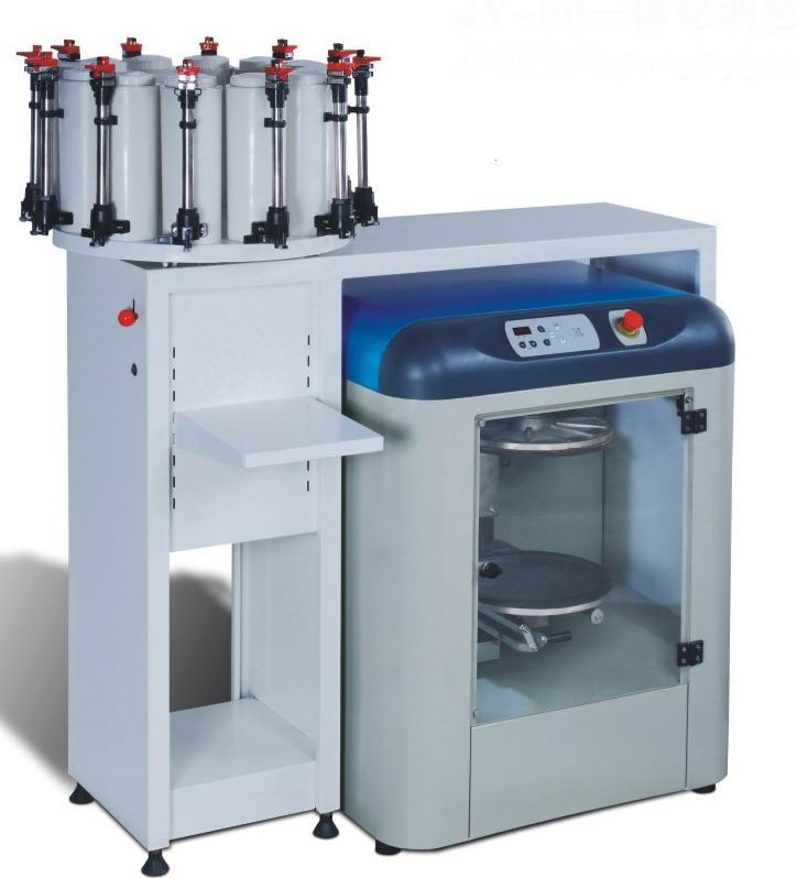 paint color matching and mix machine at factory price