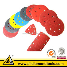 Round or Triangle Grinder Metal Sanding Discs