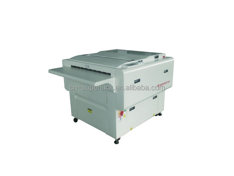 best selling thermal printing plate processor for Prepress Print