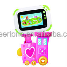 2014 cheapest 4.3 kids tablet pc support play over 4 hours
