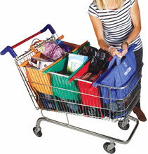 Supermarket Trolley Bag Set of 4 bags Online Shopping