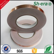 Free samples high quality Best price copper foil tape for petrochemical good conductivity