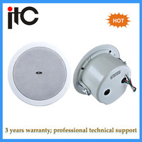 Professional pa system 3w ceiling speaker system