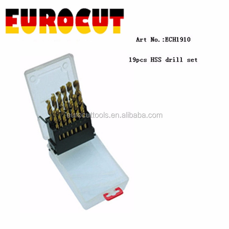 professional manufacturer glass and tile drill bits sets hot sale