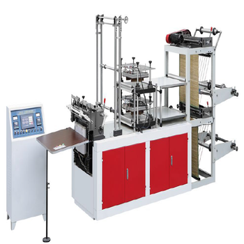 Xinshun Brand Disposable HDPE/LDPE/CPE plastic disposable glove Making Machine