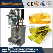 automatic bee honey/jam/ketchup stick packaging machine