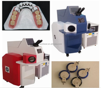 Dongguan manufacturer high quality laser spot dental sliver solder machine with CE