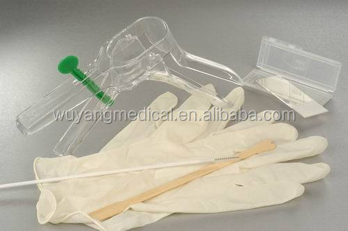 Wholesale Disposable Pap Smear Kit with different settings