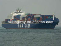 Container shipping to Poti/Georgia from Ningbo/Shenzhen