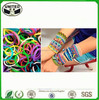 2015 Hot Crazy Loom Kits Rubber Bands Bracelet DIY Refills Children Toy Gift Mixed Box Loom Bands