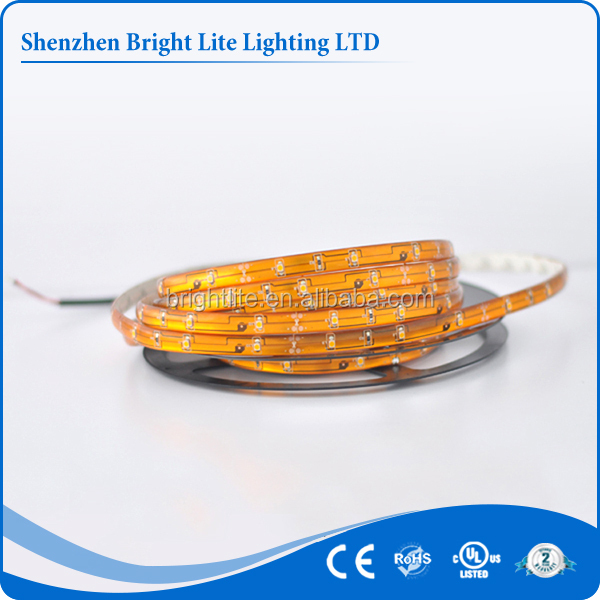 3528 IP65 12v Purple Color 30led neon light strip