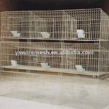 6 9 12 24 doors rabbit cage with food container